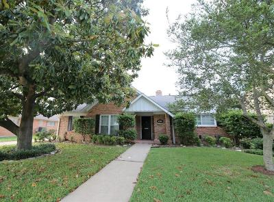 Houston Single Family Home For Sale: 4914 Dumfries Drive