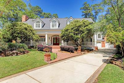 The Woodlands Single Family Home For Sale: 14 Crested Pines Court