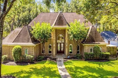 Kingwood Single Family Home For Sale: 2110 Bluff Creek Drive