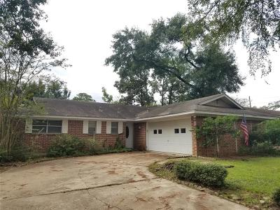 Conroe TX Single Family Home For Sale: $139,900