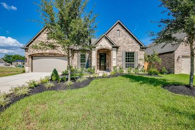 Fulbrook On Fulshear Creek Single Family Home For Sale: 5110 Long Branch Bend