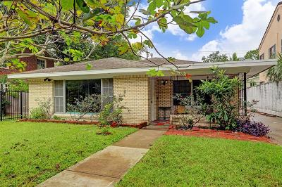 Single Family Home For Sale: 2250 Southgate Boulevard
