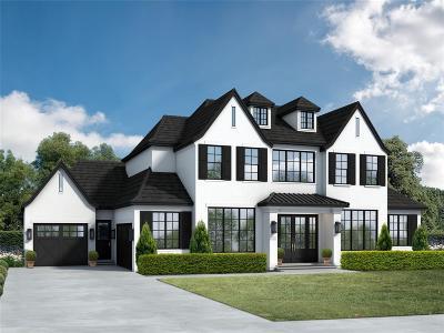 Houston Single Family Home For Sale: 1405 Bracher Street