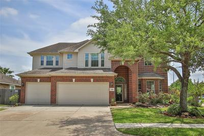 Pearland Single Family Home For Sale: 11614 Waterwood Court Court
