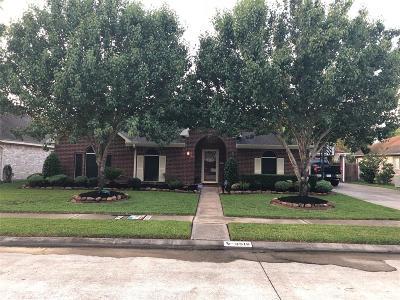 Pasadena Single Family Home For Sale: 3518 S Dry Creek Drive S