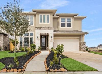 Missouri City Single Family Home For Sale: 8911 Golden Mist