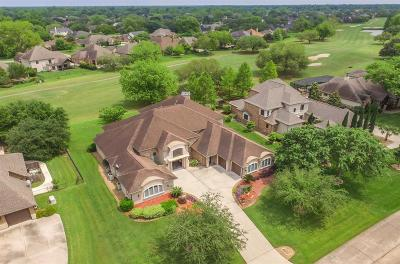 Fulshear Single Family Home For Sale: 4610 Westerdale Drive