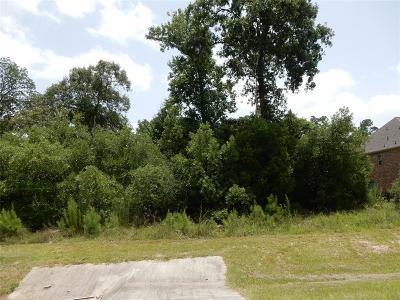 Spring Residential Lots & Land For Sale: 5530 Harvest Oak Landing Drive