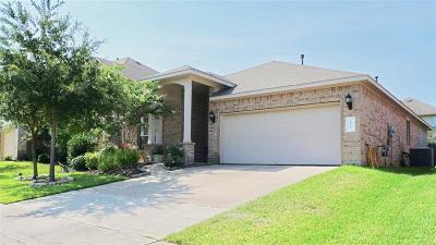 Tomball Single Family Home For Sale: 8918 Hostler Drive