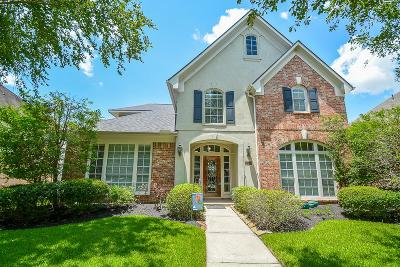 Katy Single Family Home For Sale: 22323 North Lake Village Drive