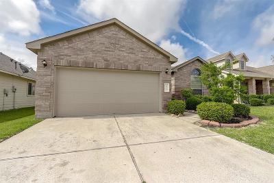 Tomball Single Family Home For Sale: 8715 Auburn Mane Drive Drive