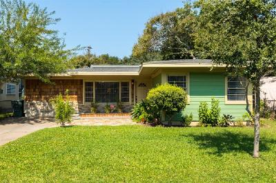 Galveston Single Family Home For Sale: 4924 Avenue O