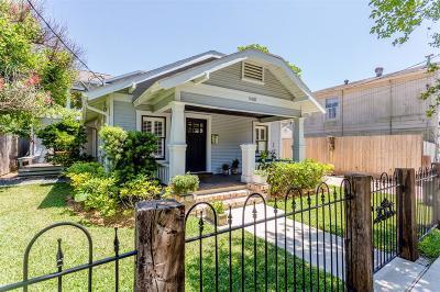 Houston Single Family Home For Sale: 5402 Sheldon Street