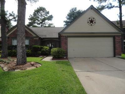 Houston Single Family Home For Sale: 7515 Marble Glen Lane