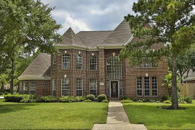Houston Single Family Home For Sale: 5558 Honor Drive