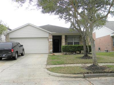 Missouri City Single Family Home For Sale: 10422 Caribou Cove