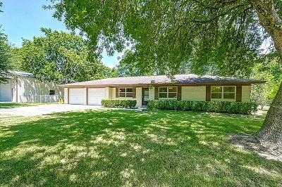 Rosenberg Single Family Home For Sale: 2105 Spacek