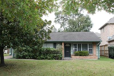 Bellaire Single Family Home For Sale: 4714 Wedgewood Drive