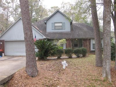 Dickinson Single Family Home For Sale: 1217 Pin Oak Drive