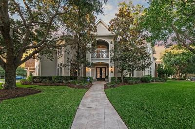 Fort Bend County Single Family Home For Sale: 11 Stonecliff Circle