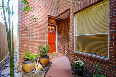 Houston Single Family Home For Sale: 4208 Childress Street
