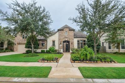Sugar Land Single Family Home For Sale: 2922 Sentry Oak Way