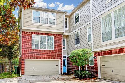 Houston TX Condo/Townhouse For Sale: $358,000