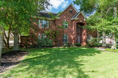 Baytown Single Family Home For Sale: 3002 Parkwood Drive
