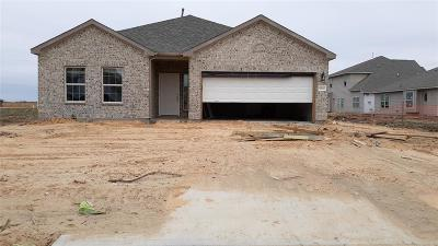 Texas City Single Family Home For Sale: 8806 Explorer Drive
