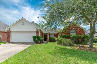 Friendswood Single Family Home For Sale: 16810 Tower Ridge