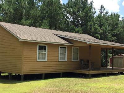 Polk County Single Family Home For Sale: 390 Bobcat Trail