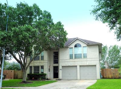 Friendswood Single Family Home For Sale: 2723 Port Carissa Drive