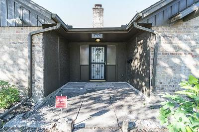 Houston Single Family Home For Sale: 3906 Balcones Drive