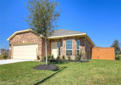 Humble Single Family Home For Sale: 11351 Eagle Branch