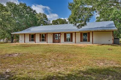 New Ulm Single Family Home For Sale: 1063 Texas Star Lane