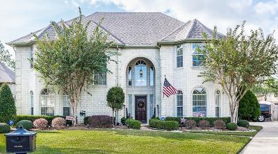 League City, League Single Family Home For Sale: 2402 Lake Front Court