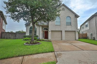 Katy Single Family Home For Sale: 1603 Candleston Lane