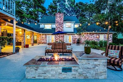 Tomball Single Family Home For Sale: 30525 Quinn Road