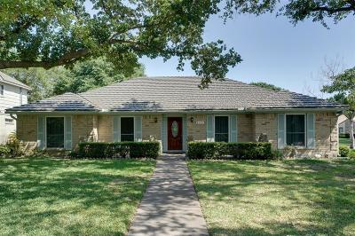 Jersey Village Single Family Home For Sale: 8201 Rio Grande Street