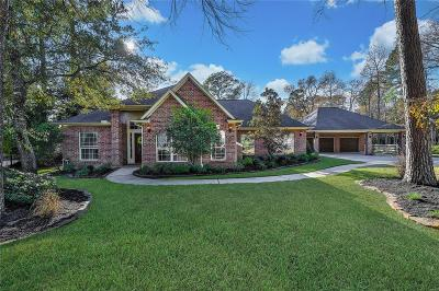 Montgomery County Single Family Home For Sale: 32827 Sawgrass Court