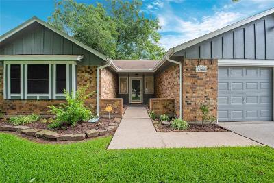 Single Family Home For Sale: 1708 E Baker Road