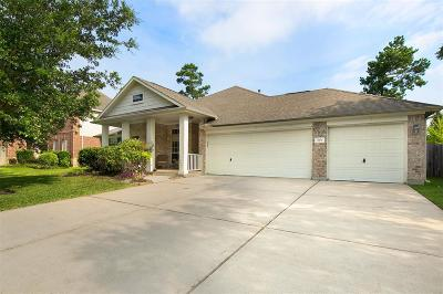 Conroe Single Family Home For Sale: 969 Firthwood Drive