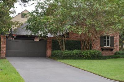 Houston Single Family Home For Sale: 514 Clear Spring Drive