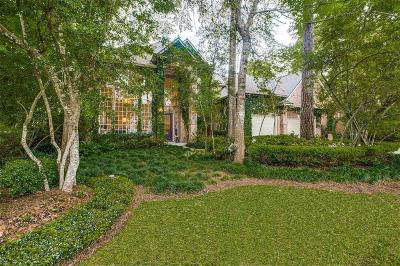 The Woodlands Single Family Home For Sale: 7 Hillside View Place