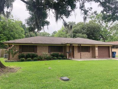 Sweeny Single Family Home For Sale: 910 Avenue C