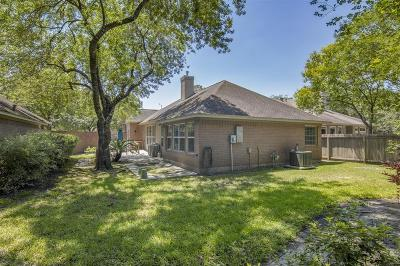 Houston Single Family Home For Sale: 4410 Denmere Court