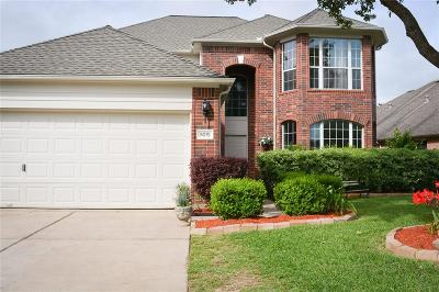 Katy Single Family Home For Sale: 5019 Rocky Manor Lane