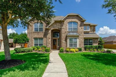Friendswood, Pearland, League City, Alvin Single Family Home For Sale: 3331 Queensburg Lane