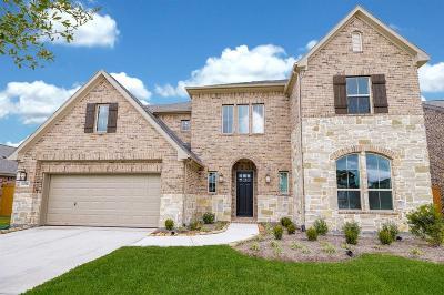 Texas City Single Family Home For Sale: 12510 Grayton Drive