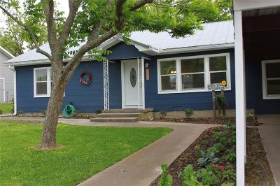 Bellville Single Family Home For Sale: 408 N Amthor Street